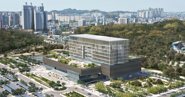 1등작_군산 전북대병원(Gunsan Jeonbuk National University Hospital)